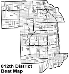 robberies 12th district near west chicago police department