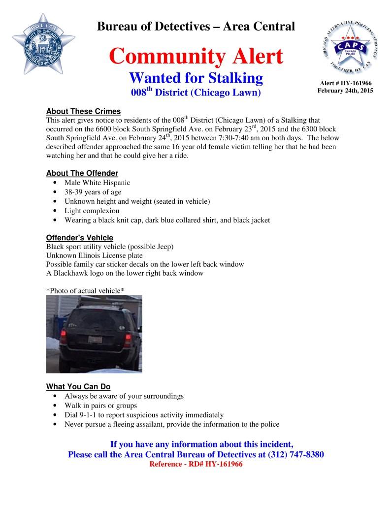 24 Feb 15 CA-008-Stalking