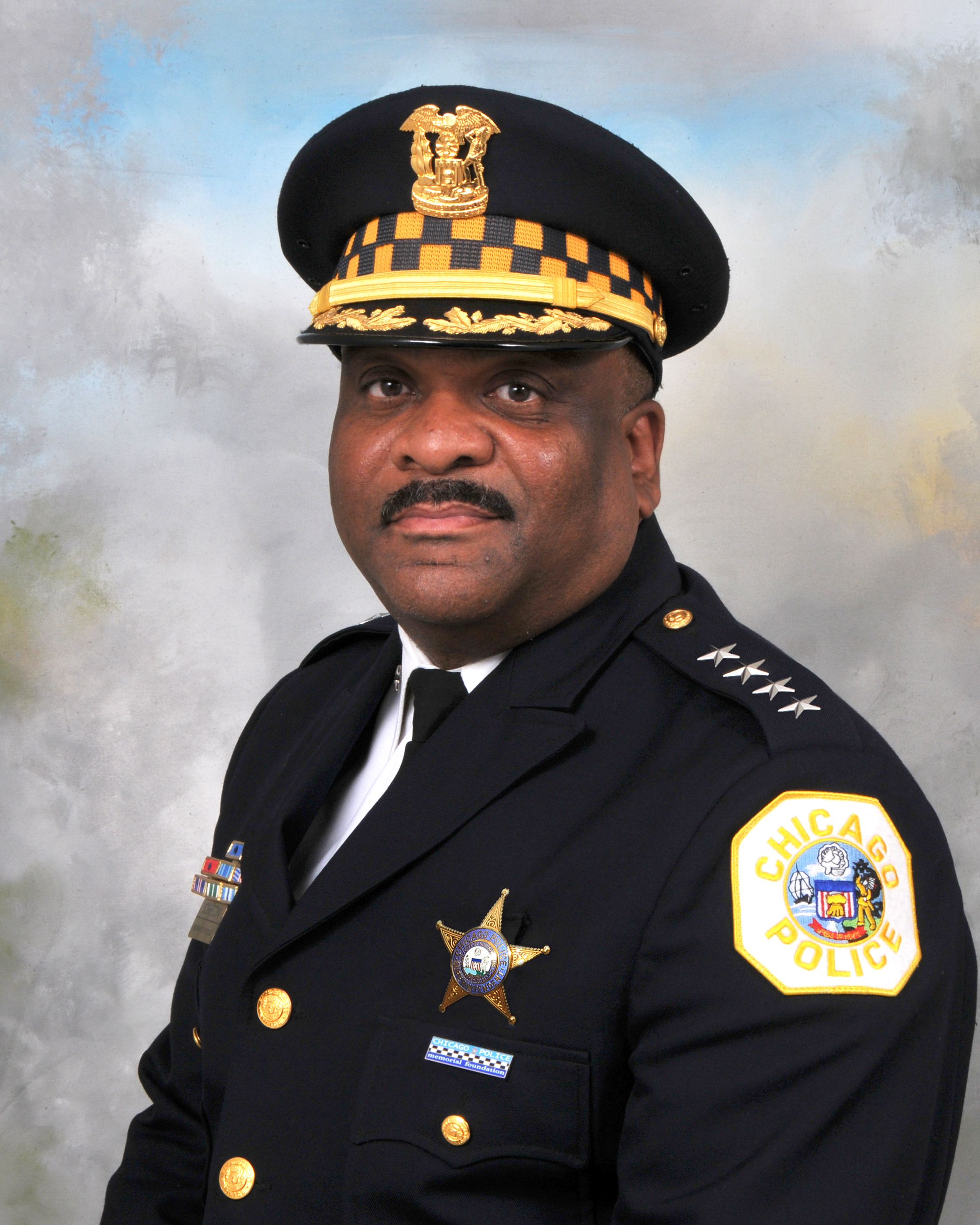 Superintendent of Police Eddie T. Johnson