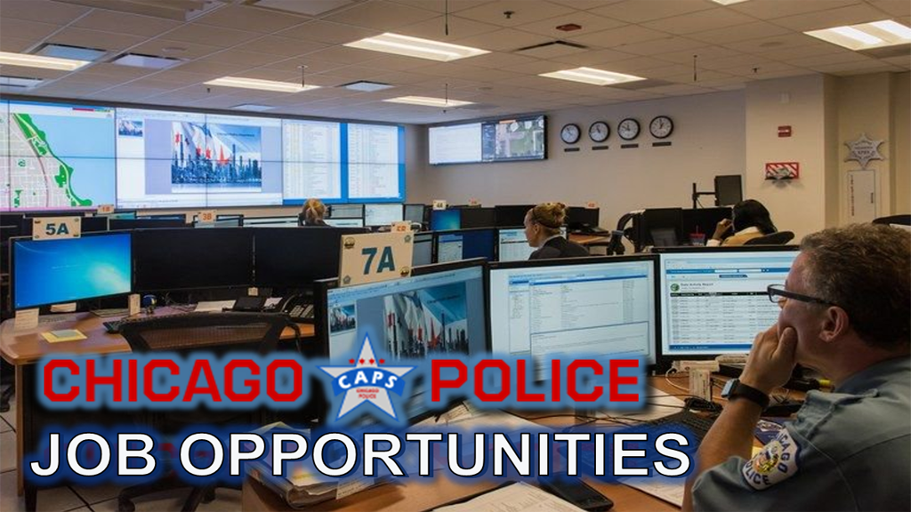 CPD Jobs | Chicago Police Department