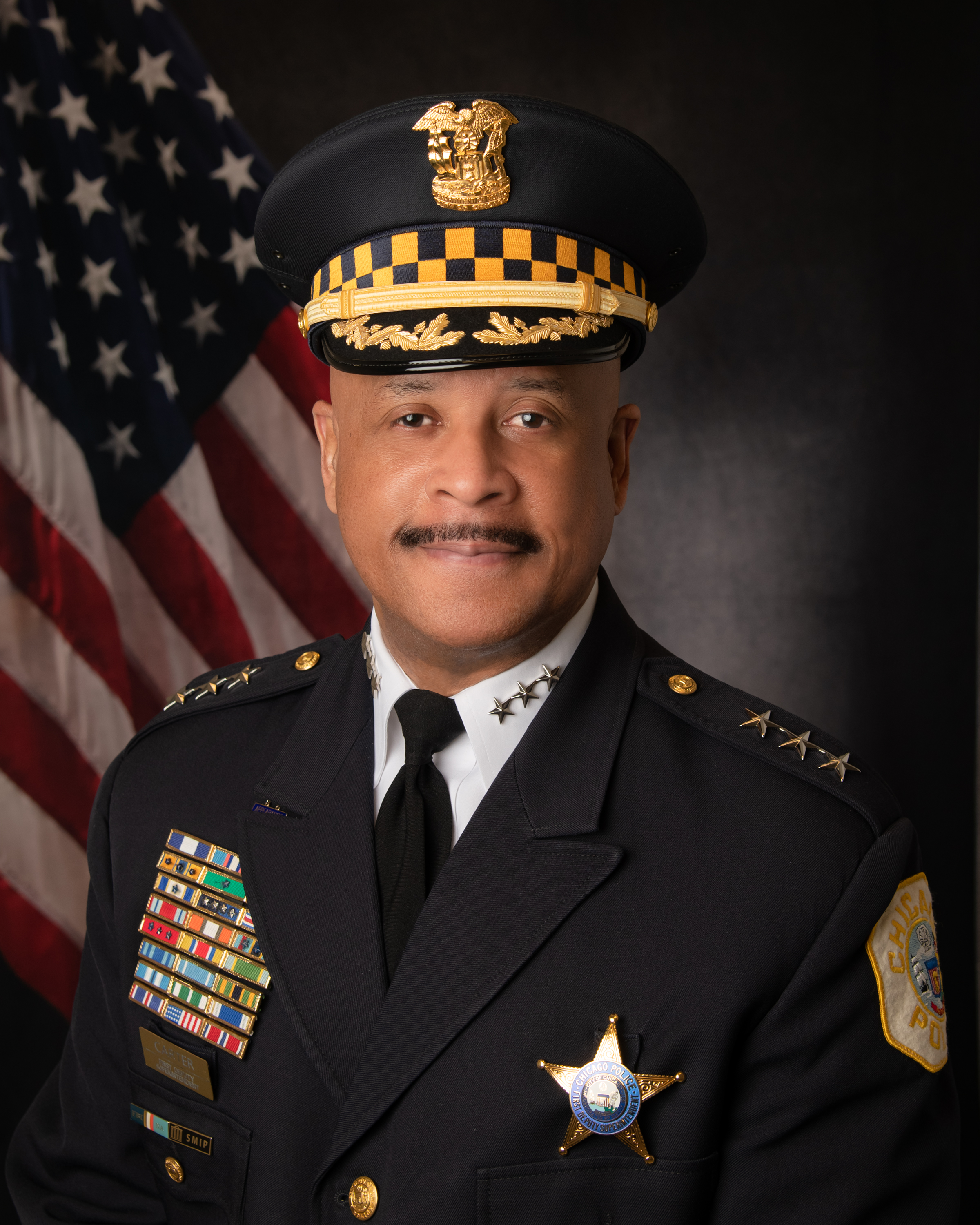 First Deputy Superintendent of Police Anthony J. Riccio